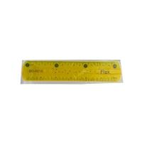 Линейка пластиковая 15см мягкая неоновая ВС-0015 1-454 3-308 24341
