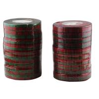 Лента для декора 15мм клеточка цена за упак (10 шт) 5-87 (6113)