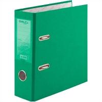 Папка регистратор А5 Delta by Axent 75мм зелёная собраная D1718-04C