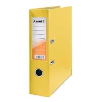 Папка регистратор А4 Delta by Axent 75мм желтая собраная D1714-08C