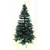 Искусственная елка зеленая литая 2,3м