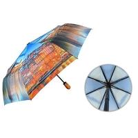 Зонтик складной женский арт.3733  18-13