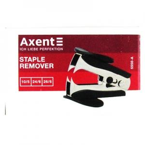 Антистеплер черный Axent D5550-01-А