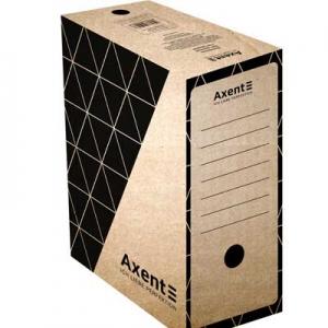 Папка бокс архивный крафт 150м Axent 1733-00-A