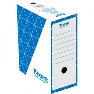 Папка бокс архивный синий 150м Axent 1733-02-A