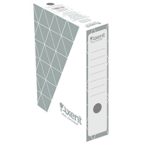 Папка бокс архивный серый 150м Axent 1733-03-A