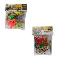 Игрушка Динозавры  в пакете  821, 859
