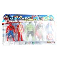 Супер Герои 5шт 899-1