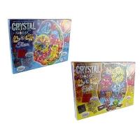 Набор для творчества Crystal Mosaic clock CMС-01-01,02,03,04,05