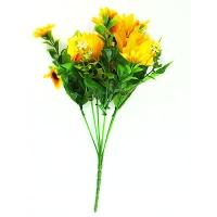 """Цветы искусственные """"Букетик подсолнухов""""1-287 (0113)"""