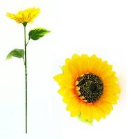 """Цветы искусственные """"Подсолнух средний"""" 1-289 (0113)"""