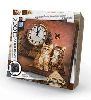 """Набор для творчества """"Embroidery clock""""  (10), EС-01-01, 02, 03, 04, 05 Покосенко"""