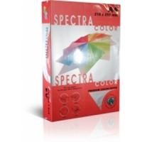 Бумага цветная А4 500л интенсив Sinar Spectra 80 г/м2 Red 250