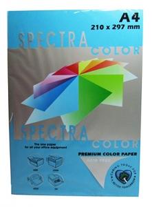 Бумага цветная А4 500л интенсив Sinar Spectra 80 г/м2 Terquoise 220