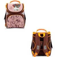 Рюкзак ортопедический каркасный GoPack собаки 5001S-8  GO18-5001S-8