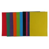 Бумага цветная А4 10л MIX бархатная 3-225 (22224)