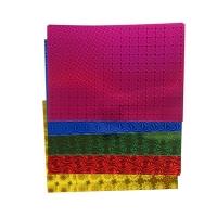 Картон цветной А4 10цв голограмма 3-228 9-78 (22224)