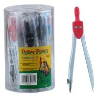 Циркуль в пластиковом пенале Peppy Pinto S01001AD
