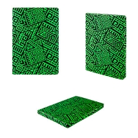 Блокнот А5 128л двусторонний крап/нелип салатовый The Runes Axent 8452-09-А