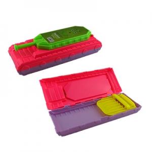 Пенал пластиковый Танк КМ-8878-1 1-476 23869