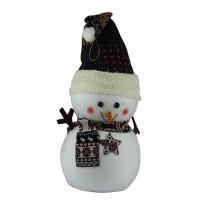 Новогодние украшения Снеговик 40см микс Pioner 92245-PN