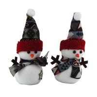 Новогодняя подвеска Снеговик 20см Pioner 92252-PN
