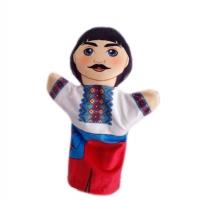 Мягкая игрушка рукавичка Козак 00634-10