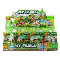 Конструктор Minecraft 41 дет 33176