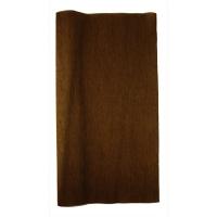 Гофрированная бумага коричневая 110% 3-233 (22224)