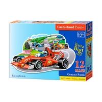 Пазлы Castorland 12 эл гонки  maxi В-120208
