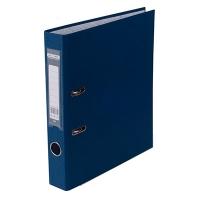 Папка регистратор А4 Jobmax LUX 50мм синяя сборная BM.3012-03c