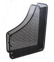 Лоток вертикальный металл сетка на 1 отделение черный 3-280 5-467 9-552(23584)