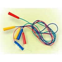 Скакалка резиновая цветная 2м М.toys S0022