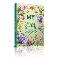 Книга А5 Альбом для друзей: My Smash Book. Мой дневник 4 укр салатовый   5546-04