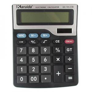 Калькулятор КК-9633В 5-935 10-129  8-14  (24015)