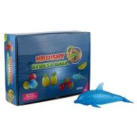 Игрушка резиновая антистресс Дельфин 5-11 (2615)