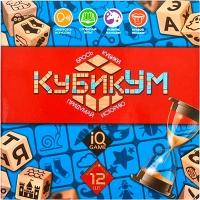 Игра настольная КубикУм рус G-KU-01