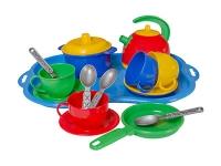 Посудка игрушечная Маринка 9 Технок 1295