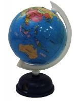 Глобус d 6см с точилкой