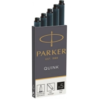 Картридж Паркер Quink (Цена за упак,в упак 5шт) черные  11 410ВК