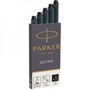 Картридж Паркер Quink черные цена за упак 5шт 11 410ВК