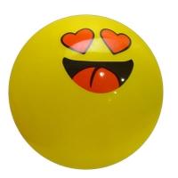 Мяч резиновый с рисунком 8-63 D-1977