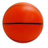 Мяч резиновый баскетбольный в сетке 8-67 D-1977