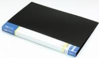 Скоросшиватель А4 с пружинным механизмом Economix Clip A Light черная Е31207-01