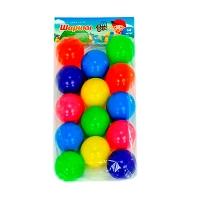 Шарики 14шт d60мм М.toys 16028