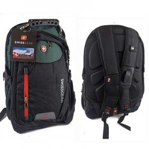 Рюкзак полиестер швейцарский +USB 8-222 №1517