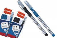 Ручка гелевая синяя 0,6мм Nataraj Itip Fine в индив. уп 213552107