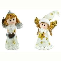 Новогодняя подвеска Ангел 12см 92199-PN