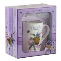 Набор подарочный Чашка +ложка 92276-PN