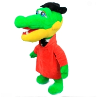 Мягкая игрушка Крокодил 00087-3